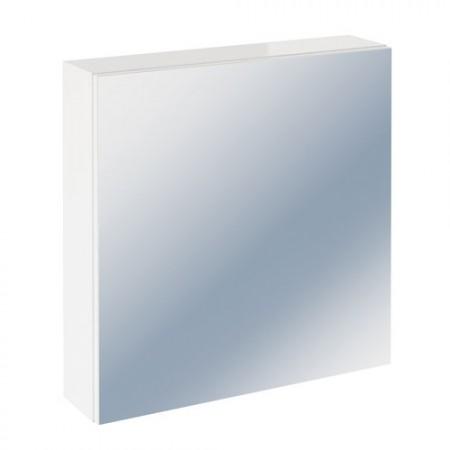 Шафка-дзеркало CERSANIT Easy біла