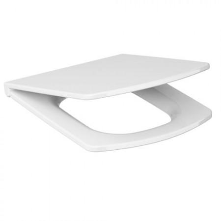 Сидіння для унітазу CERSANIT Easy дюропластове вільнопадаюче