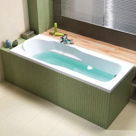 Акрилова ванна CERSANIT Santana 140*70