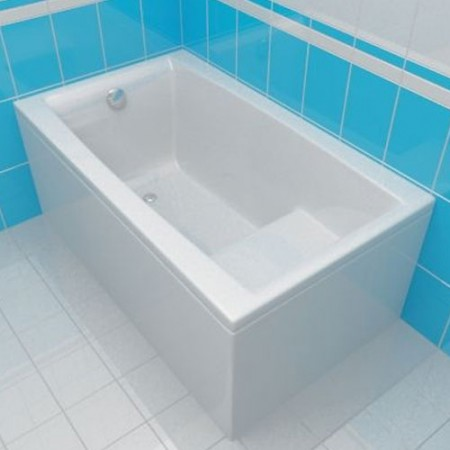 Акрилова ванна CERSANIT Virgo 120x70
