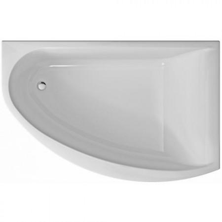 Ванна асиметрична KOLO MIRRA 170X110 см, ліва