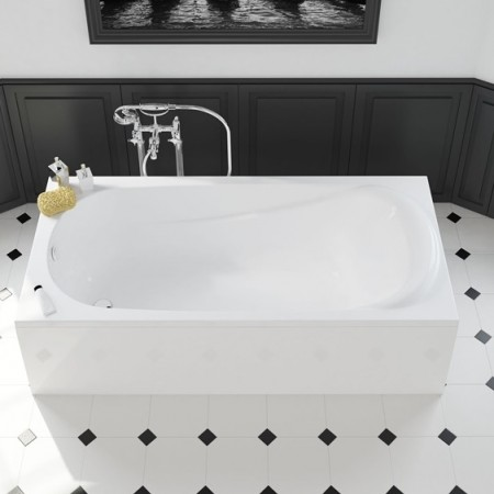 Акрилові прямокутні ванни KOLO SAGA
