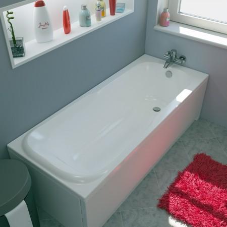 Акрилові прямокутні ванни KOLO SENSA