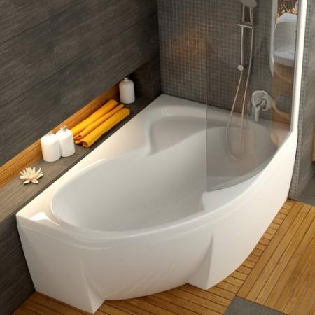 Акрилова ванна RAVAK Rosa II 160x105 ліва